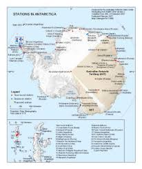 map of antarctic stations map catalogue aadc