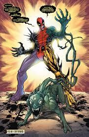 like deadpool before it the deadpool vs carnage deadpool deadpool and venom