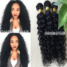 wet and wavy human hair weave hairstyles 8a malaysian virgin hair 100 human hair brazilian natural water