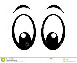 clipart images of eyes collection