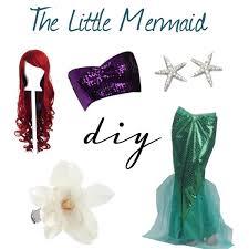 Mermaid Halloween Costume Halloween Costumes Ariel Mermaid Polyvore