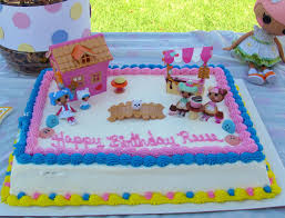sew cute lalaloopsy birthday party