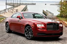 roll royce red 2017 rolls royce wraith black badge it u0027s the business