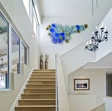 Staircase Wall Decorating Ideas Staircase Wall Design Ideas