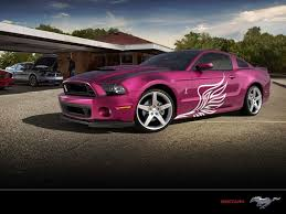 a pink mustang pink car pictures ford mustang audi corvette chevrolet jeep