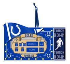 indianapolis colts stadium chair ornament indianapolis colts
