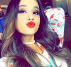 Image result for related:https://www.snapchat.com/add/moonlightbae ariana grande