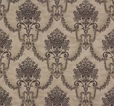 rasch wallpaper wallpaper ornaments rasch trianon taupe black 514933