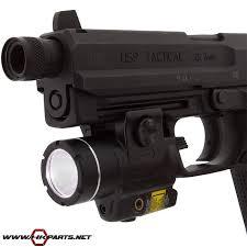 Streamlight Pistol Light Strmlght Tlr 4 Usp Full Tac Light Laser Red