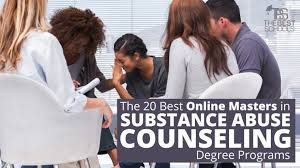 Addiction Counseling Theory And Practice The 20 Best Masters In Substance Abuse Counseling Degree