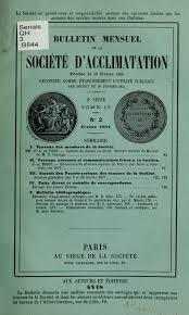 bureau d 騁ude lille file bulletin de la société d acclimatation bhl39115912 jpg