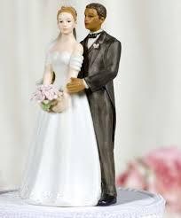 figurine mariage mixte figurines des mariés femme homme blanc cette superbe