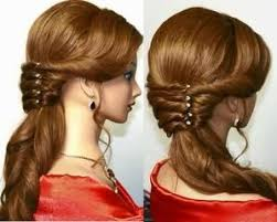 easy and simple hairstyles for school dailymotion pretty easy hairstyle tutorial video dailymotion hairstyles