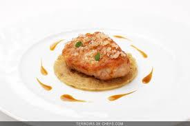 cuisiner le ris de veau ris de veau et langoustines aux salsifis et gingembre mariage aigre
