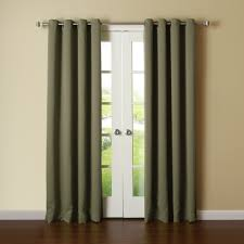 Grommet Top Blackout Curtains Best Home Fashion Thermal Insulated Blackout Curtains
