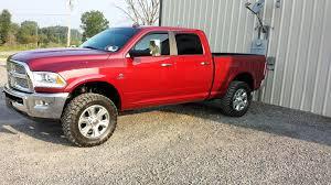 Dodge Ram Cummins 2012 - 2014 2500 tuff country leveling kit dodge cummins diesel forum