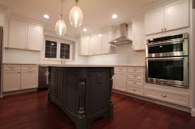 kitchen islands with legs gray kitchen island with turned post legs farmhouse kitchen