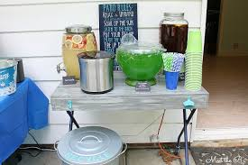 easy diy patio recycling bin the inspired hive