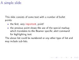 writing beamer presentations in org mode