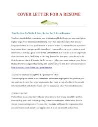 Make Me A Resume Free by Download Show Me An Example Of A Cover Letter