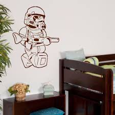 aliexpress com buy large star wars lego men storm trooper for aliexpress com buy large star wars lego men storm trooper for children kids bedroom wall art sticker vinyl self adhesive transfer decal home decor from