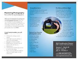 tri fold brochure design u2013 nisha williams