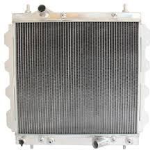 full aluminium radiator