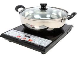 amazon com tayama sm15 16a3 induction cooker with cooking pot