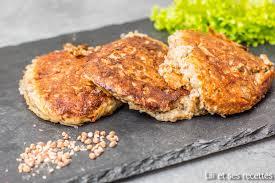 cuisiner les graines de sarrasin steak végétarien de sarrasin grillé lili et ses recettes