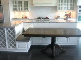 kitchen bench island kitchen island bench with stove awe inspiring l shaped kitchen