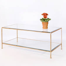 What To Put On End Tables by Glass Coffee Table Gold Legs Console Tables All Narcissist And