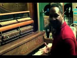player piano roll cabinet kris nicholson playing old piano roll bluse and boogie woogie on a