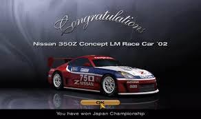 nissan 350z kit car nissan 350z concept lm race car gran turismo wiki fandom