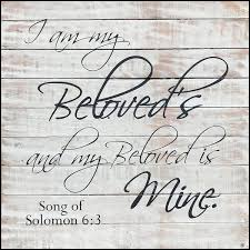 i am my beloved s and my beloved is mine ring i am my beloved s and my beloved is mine song of solomon 6 3