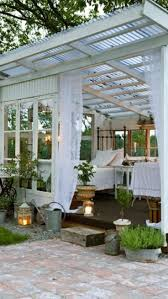shabby chic patio decor 81 best outdoor images on pinterest outdoor bedroom