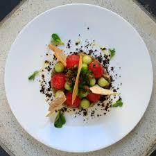 cuisine gourmet 1800 gourmet restaurant in santorini dishes mediterranean