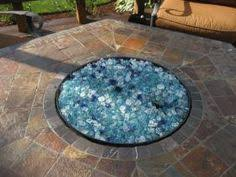 Fire Pit Crystals by Solus Decor Fire Pit Gallery Contemporary Outdoor Fire Pits