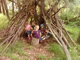 Backyard Forts Kids Building Forts With Nature One Off My Favorite Things To Do As A