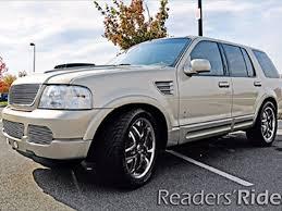 2005 ford explorer custom readers rides 2002 ford explorer truckin magazine