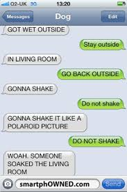 Dog Text Meme - pin by k dog g on funny pinterest funny texts hilarious and texts