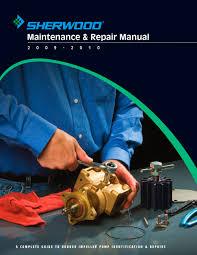 sherwood maintenance and repair manual sherwood pdf catalogues