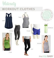 maternity workout clothes maternity workout clothes the wise baby