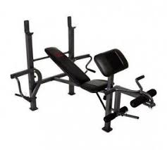 Weider Pro 256 Combo Weight Bench Leg Curl Bench Foter