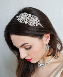 bridal headpieces uk vintage bridal headpieces krausz designer wedding