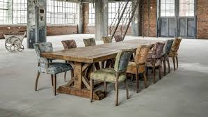 Grande Table Industrielle by