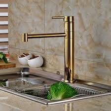 Gold Kitchen Faucet by Rozin Gold Finish Led Light Pull Down Spray Kitchen Sink Faucet