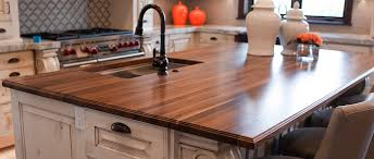 butcher block countertops pictures