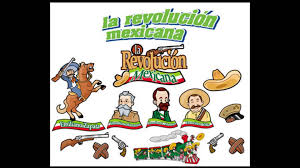 Imagenes De La Revolucion Mexicana En Preescolar | día de la revolución para niños youtube
