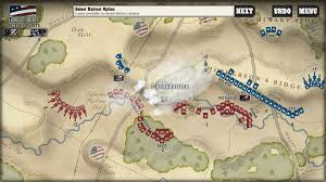 Battle Of Gettysburg Map Gettysburg The Tide Turns U0027 Shows How A Map Makes The Game Waypoint