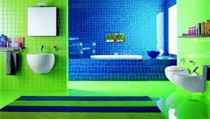 blue bathroom designs 15 bold bathroom designs with color scheme rilane